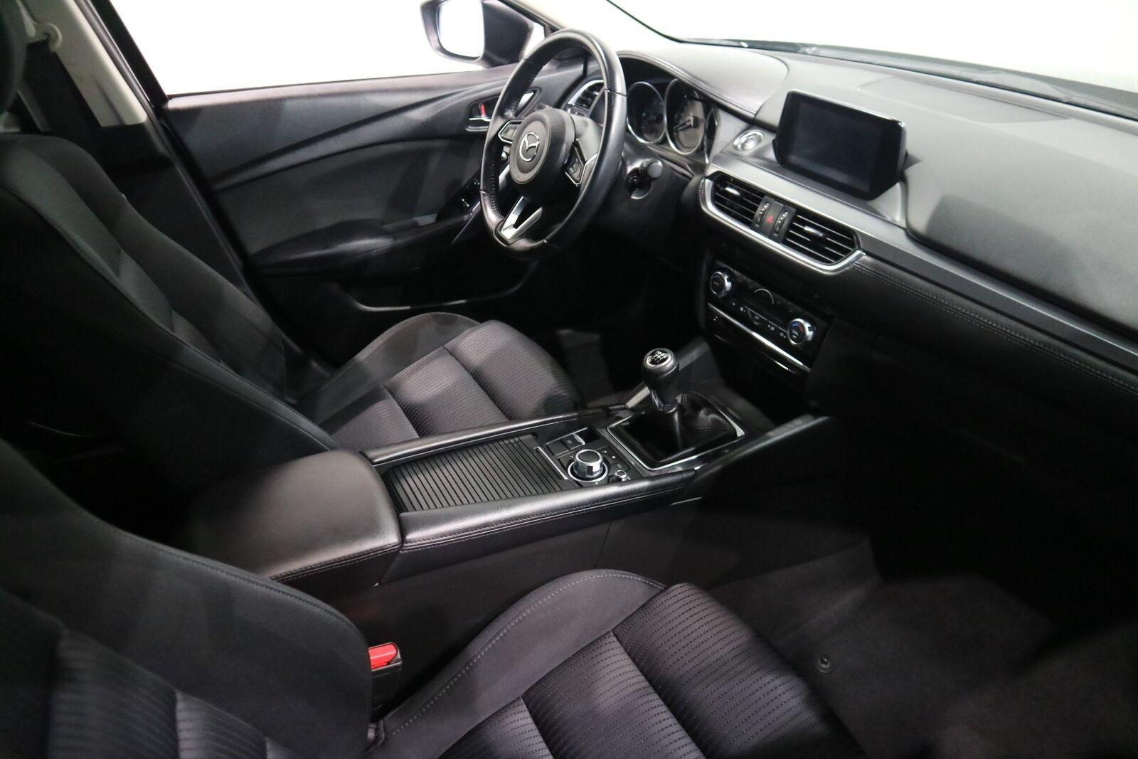Mazda 6 2,2 SkyActiv-D 150 Vision stc. - billede 14