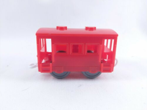 Thomas and Friends Trackmaster Caboose Red Green Blue Black Gullane Limited