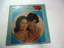 KASAM KHOON KI KALYANJI ANANDJI 1977  RARE LP RECORD OST orig BOLLYWOOD VG+