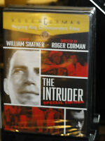 The Intruder (DVD) Roger Corman, Frank Maxwell, William Shatner, Jeanne Cooper,