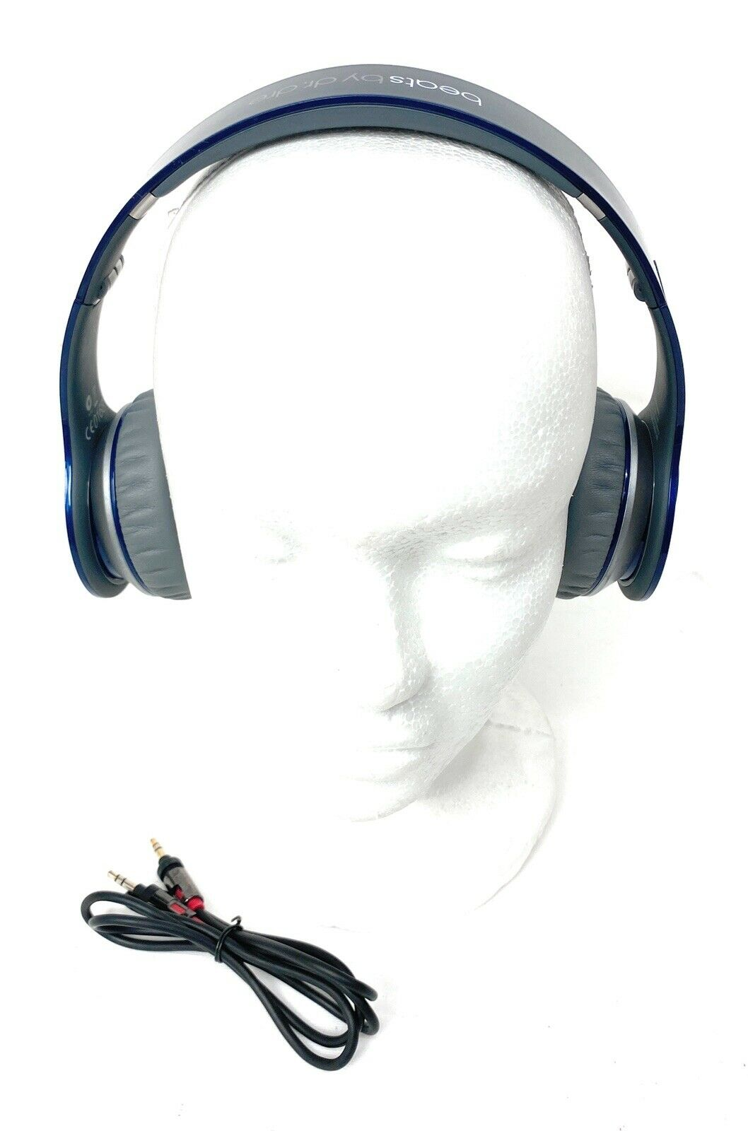 Monster Beats By Dr Dre Wireless Bluetooth Headphones Blue 810 00012 00 For Sale Online
