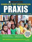 Praxis: Core Academic Skills for Educators (5712, 5722, 5732) by Learning Express (Paperback / softback, 2016)