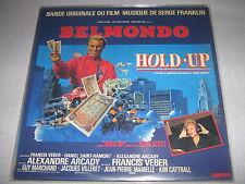 BOF HOLD-UP 33T FR. BELMONDO GUY MARCHAND MARIELLE