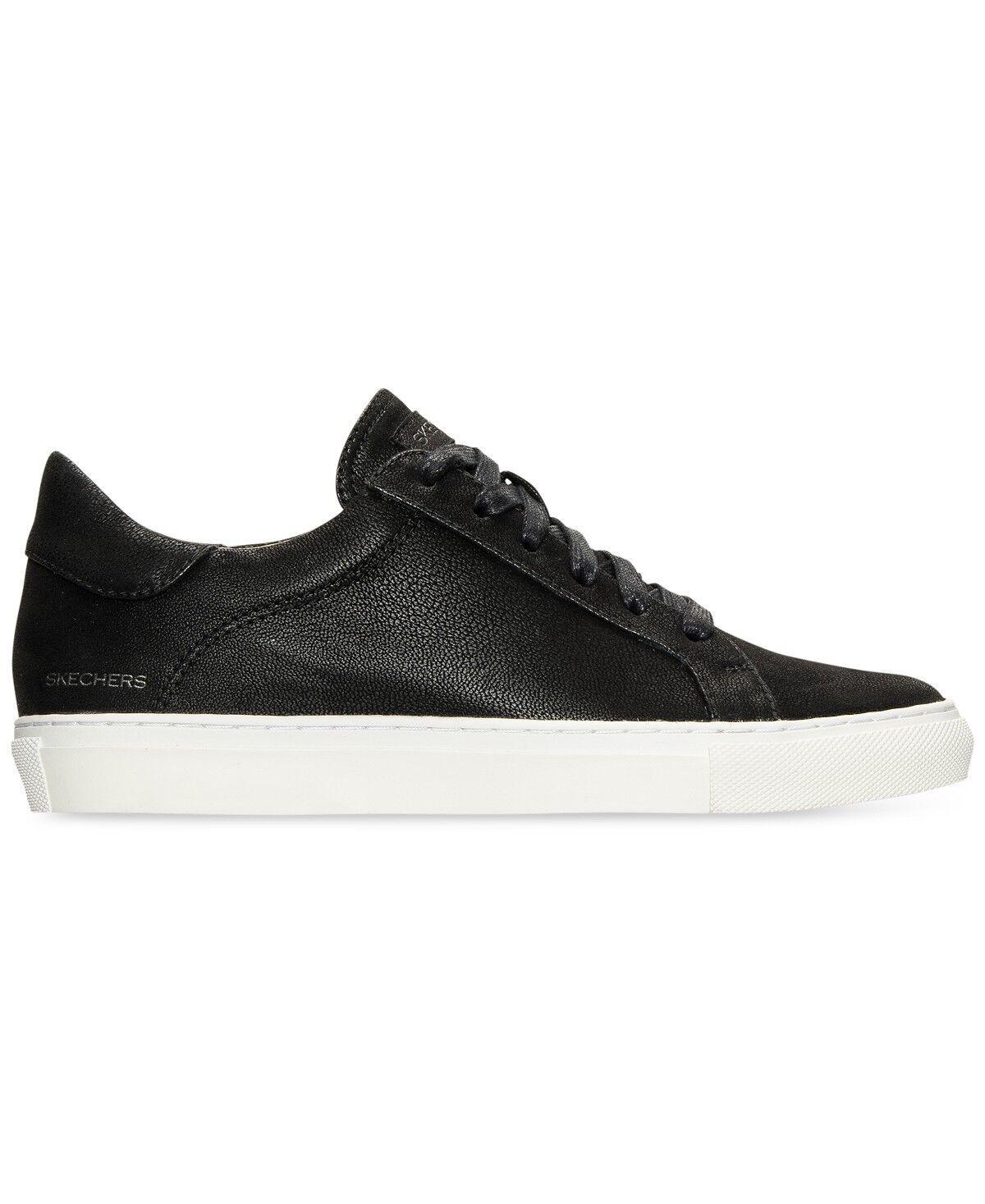 NEU Skechers WMN Vaso-Cordon Lace-Up Casual Leder Sneakers Schuhes sz 6M