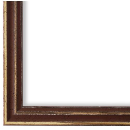 Cadre photo marron bois Cosenza 9x13 10x10 10x15 13x18 15x20 18x24 20x20 20x30