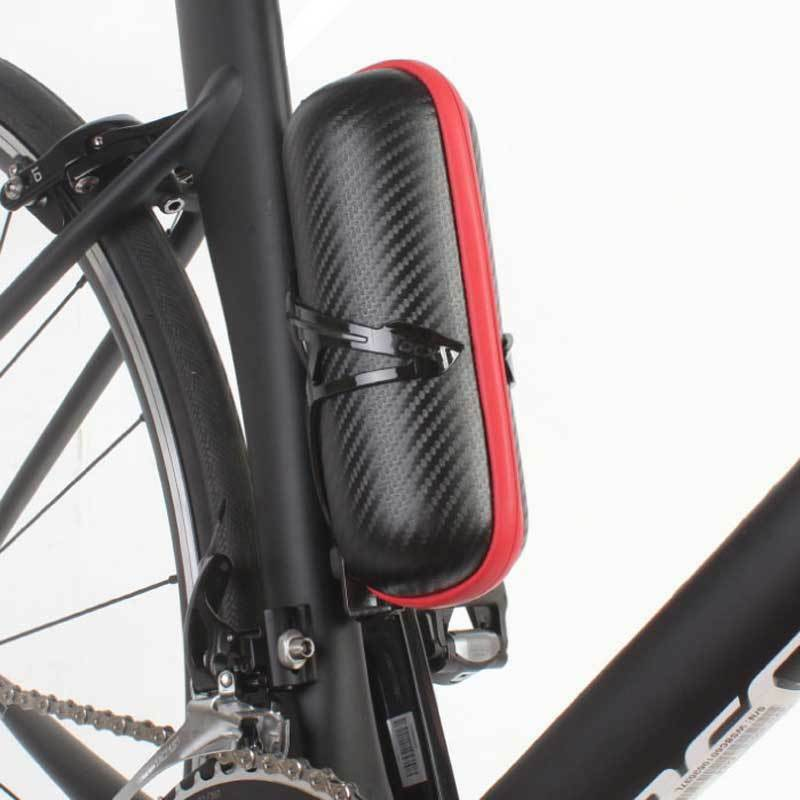 BM WORKS Tool Capsule Cycling Tool Bottle Zip Bag for Bottle Cage Bike color