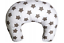 BABY-NURSING-BREASTFEEDING-MATERN-ITY-PILLOW-BACK-SUPPORT-Removable-cover thumbnail 4