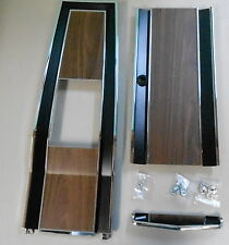 Mopar 69 70 Charger / Road Runner Console Top Plate 3 Piece Set NEW