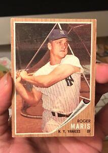 1962-Topps-Roger-Maris-New-York-Yankees-card-1-Centered