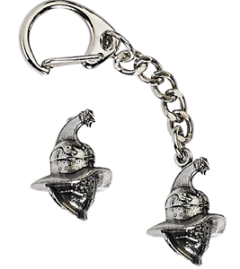 Roman-Helmet-Key-ring-And-Pin-Badge-Boxed-Gift-Set-Handcrafted-In-Pewter