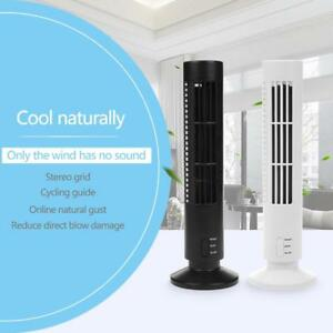 Mini-Portable-USB-Cooling-Air-Conditioner-Purifier-Tower-Bladeless-Home-Desk-Fan