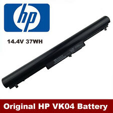 Genuine 37WH Battery 695192-001 HSTNN-YB4D VK04 for HP pavilion Sleekbook 14 15