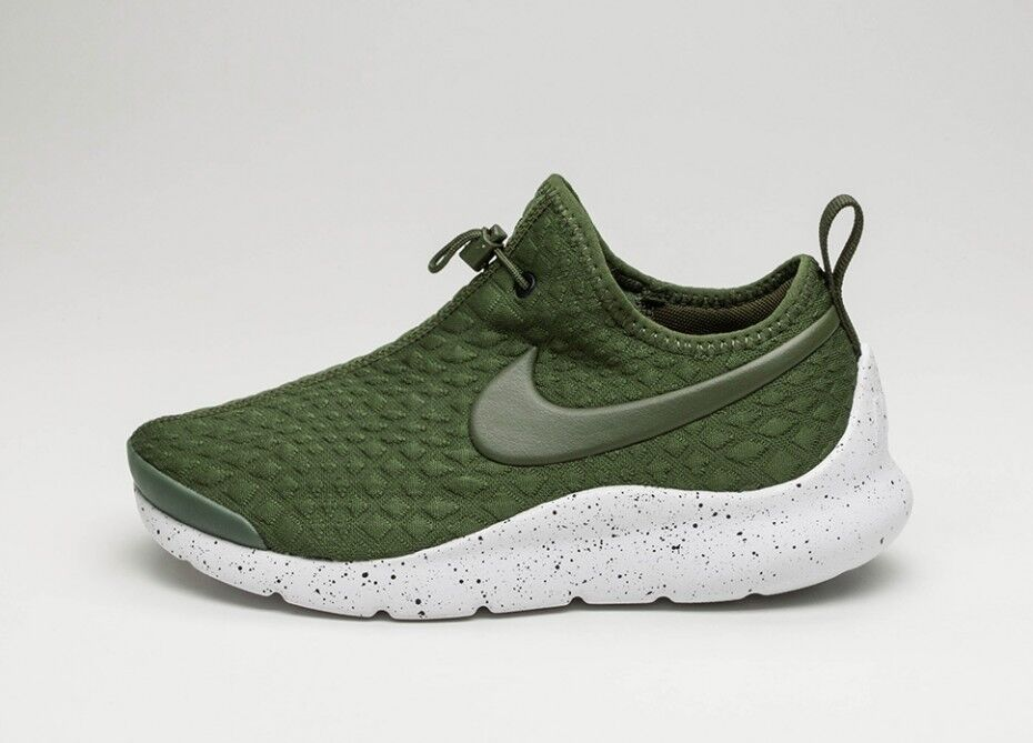 Zapatos promocionales para hombres y mujeres NIKE APTARE WOMENS / MENS UNISEX SIZE 6 EUR 40 (881189 300)MILITARY GREEN/WHITE