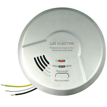 UNIVERSAL SECURITY INSTRUMENTS MPC122S Photoelectric and Carbon Monoxide 2-in-1