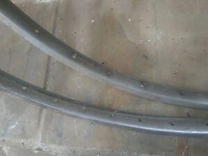 Vintage Dunlop rims 26 x 1 14 rims 1930 1940 bicycle cycle bike - London, United Kingdom - Vintage Dunlop rims 26 x 1 14 rims 1930 1940 bicycle cycle bike - London, United Kingdom