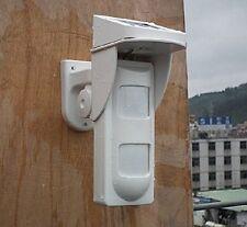 Solar Powered,Wireless,Outdoor,Double Beam PIR,Pet Immune For G10 Alarm