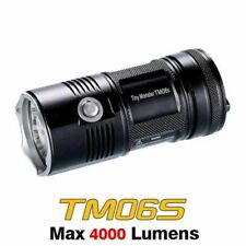 Available in Black or Grey Sunwayman T20CC Rechargeable Tri-color Flashlight