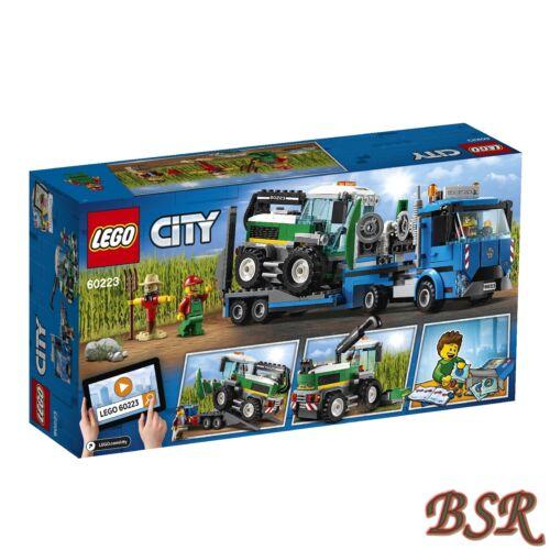 60223 Transporter für Mähdrescher /& 0.-€ Versand /& NEU /& OVP ! LEGO® City