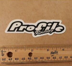 PROFILE RACING BMX STICKER