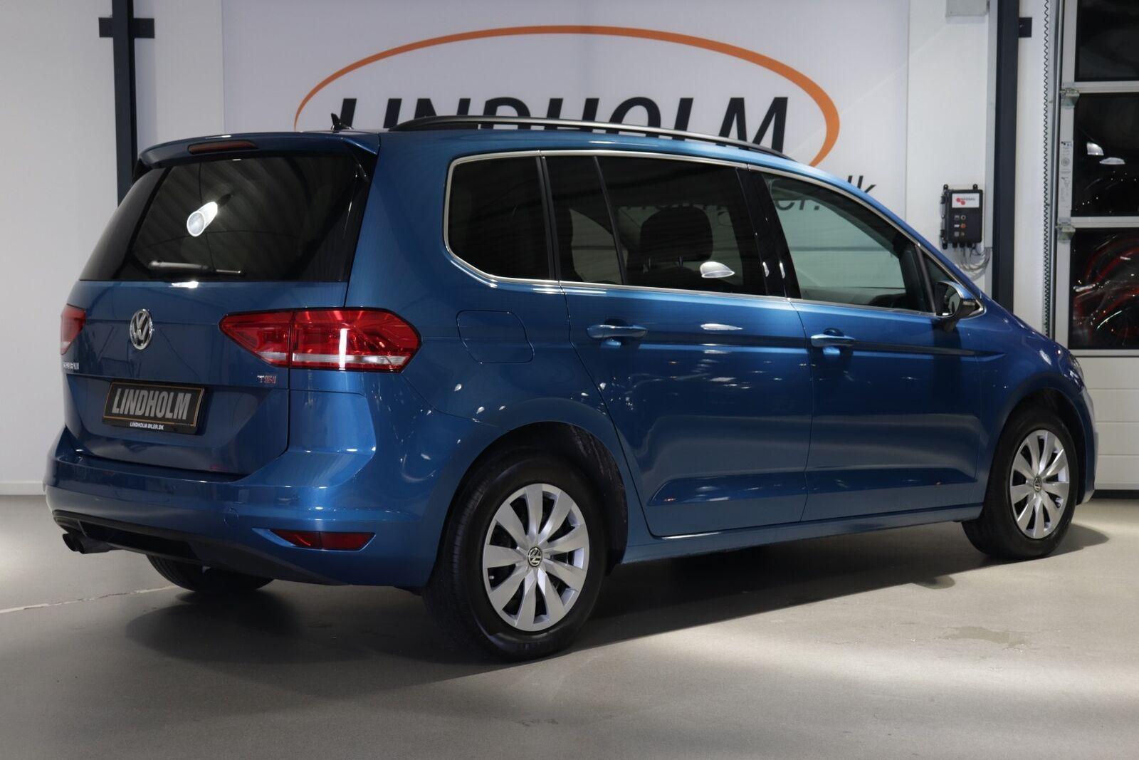 VW Touran TSi 150 Comfortline DSG 7prs