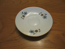Vintage ROYAL WORCESTER Porcelain LUCERNE Pattern Saucer. Excellent Replacement