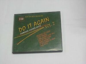 Do-it-again-2-Famous-Cover-Hits-zyx70076-Co-Ro-feat-Taleesa-Netzwe-2-CD