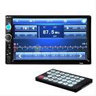 "7""HD Bluetooth Touch Screen Car Stereo Radio 2 DIN FM/MP5/MP3/USB/AUX"