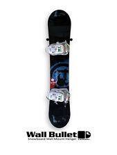 Wall Bullet Snowboard mount wall hanger rack Burton Ride Lib Tech Forum Salomon