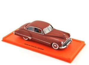 Model-car-DieCast-1-43-Tintin-Comic-Collection-Buick-Roadmaster-Atlas