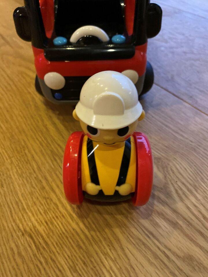 Andet legetøj, Brandbil, Fætter BR