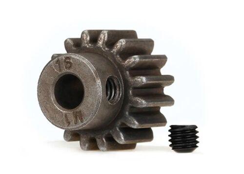TRAXXAS 6489X Zahnrad fits 5mm shaft Gear 1.0 metric pitch 16-T pinion