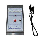 Surface Resistance Resistivity Electrostatic Static Electricity Tester Meter, Ne on Sale