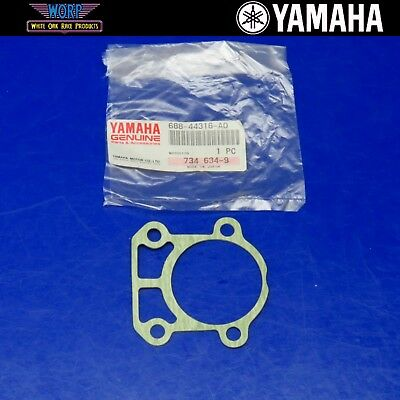 Yamaha Impeller Kit 75 80 90 100 HP 4 Stroke 1999-Current