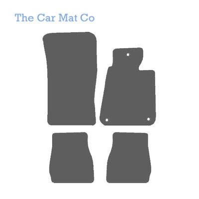 3-SERIES BMW E30 CLASSIC Tailored Black Car Floor Mats