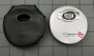 Sony-Walkman-Portable-CD-Disc-Player-D-EJ616CK-G-Protection-With-Case