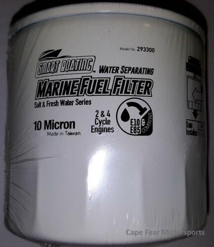 Boat Fuel Filter KIT Mercury Yamaha Sierra Rancor Water Separator Bracket Marine