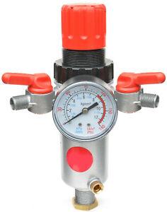 Druckminderer-Druckluftfilter-1-2-034-Druck-bis-12-bar-Alugehaeuse-2-Abgaenge-00599