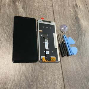 Pour-Xiaomi-Redmi-Note-6-Pro-Remplacement-Ecran-LCD-Affichage-Tactile-Numeriseur-Noir