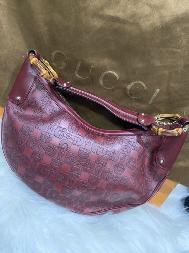 Gucci Half Moon Bag