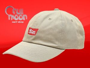 ab2f1527 Image is loading New-Brixton-Stith-Khaki-Red-Unstructured-Mens-Snapback-