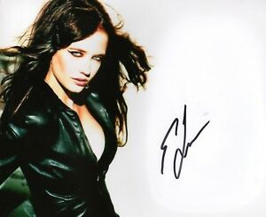 EVA GREEN AUTOGRAPHED SIGNED A4 PP POSTER PHOTO PRINT 14