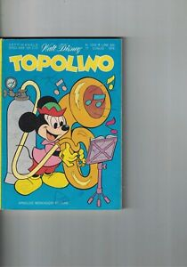1976 07 11 - TOPOLINO - WALT DISNEY - N.1076 - 11 LUGLIO 1976 - Italia - 1976 07 11 - TOPOLINO - WALT DISNEY - N.1076 - 11 LUGLIO 1976 - Italia