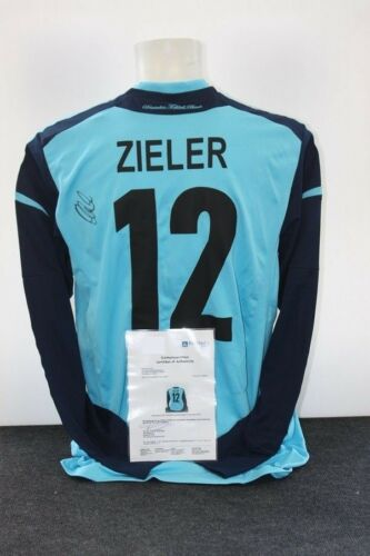 Deutschland Torwartrikot Ron-Robert Zieler signiert XL DFB Authentic Version