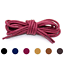 thumbnail 14 - Premium-Cotton-Wax-Shoelaces-Thin-Round-Dress-Waxed-Laces-2-5mm-For-Dress-Shoes