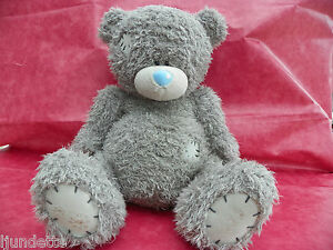 Me To You peluche ours 28 cm assis * ADOPTE MOI * ourson a caliner et habiller