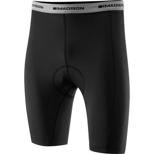 Madison Roam Homme Liner Shorts-Noir