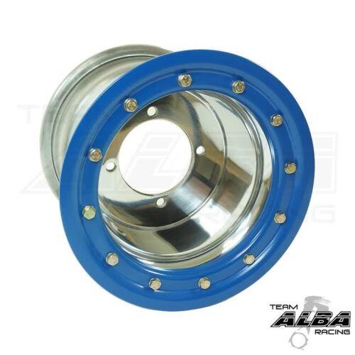 Suzuki LTZ 400 LTR 450  Rear Wheels  Beadlock 9x8  3+5  4//110  Alba Racing  PL
