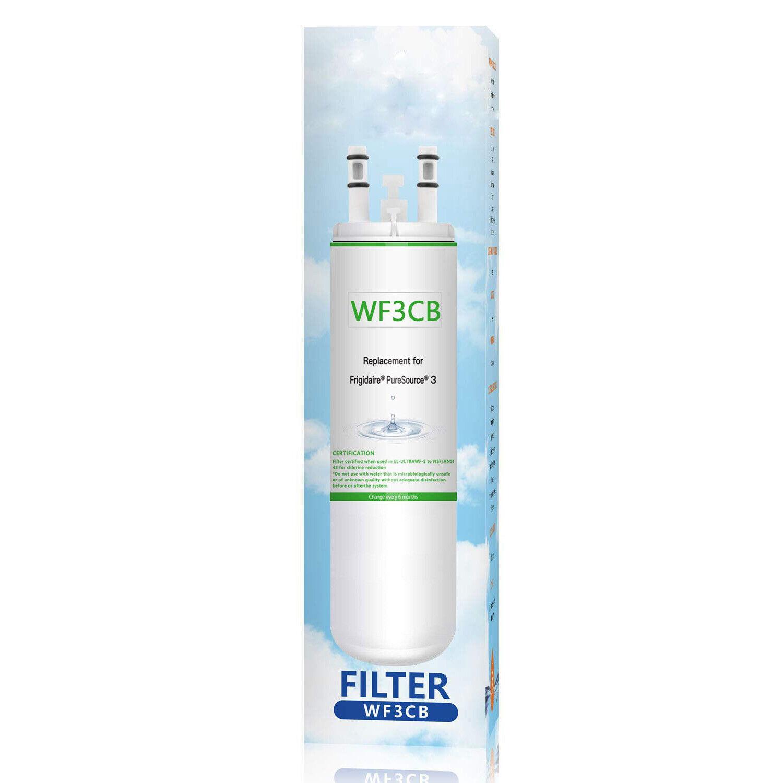Genuine Frigidaire WF3CB PureSource3 Refrigerator Water Filter 2 Pack Lot