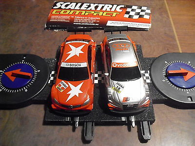 Zählt Windungen sehen Foto Less Expensive Lot 47compact 1/43 Scalextrc 2 Slot Cars