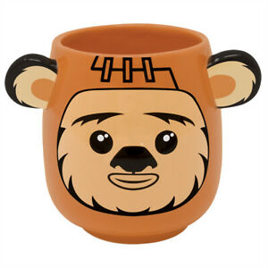 Boxed Mug Ceramic Gift Box - Star Wars (Ewok) 3D Sculpted